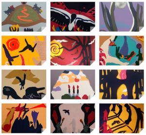 Capture - bottom 12 art show images