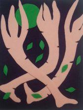Birches Dance - In Fall