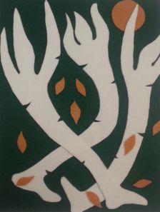 Birches Dance - In Winter